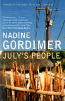 Cover for July's People by Nadine Gordimer