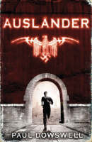 Cover for Auslander by Paul Dowswell