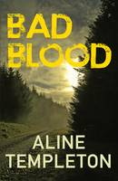 Cover for Bad Blood by Aline Templeton