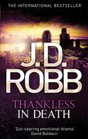 Cover for Thankless in Death by J. D. Robb