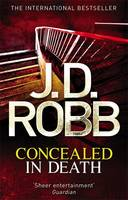 Cover for Concealed in Death by J. D. Robb