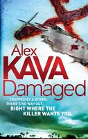 Cover for Damaged by Alex Kava