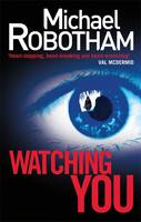 Cover for Watching You by Michael Robotham