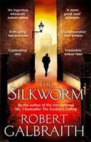Cover for The Silkworm by Robert Galbraith