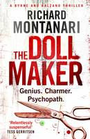Cover for The Doll Maker by Richard Montanari