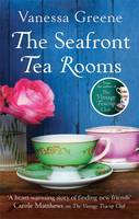 Cover for The Seafront Tea Rooms by Vanessa Greene