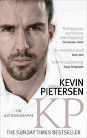 Cover for KP: The Autobiography by Kevin Pietersen