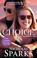 Cover for The Choice by Nicholas Sparks
