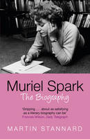 Cover for Muriel Spark by Martin Stannard
