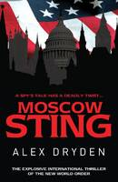 Cover for Moscow Sting by Alex Dryden