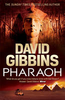 Cover for Pharaoh by David Gibbins