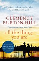 Cover for All the Things You are by Clemency Burton-Hill