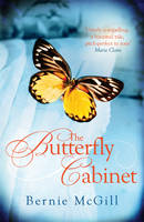 Cover for The Butterfly Cabinet by Bernie McGill