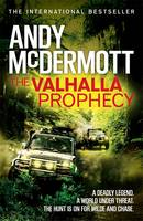 Cover for The Valhalla Prophecy by Andy Mcdermott