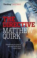 Cover for The Directive by Matthew Quirk