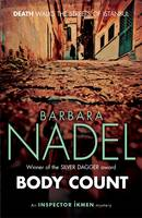 Cover for Body Count by Barbara Nadel