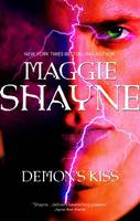 Cover for Demon's Kiss by Maggie Shayne