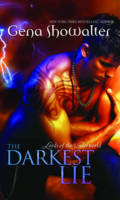 Cover for The Darkest Lie: Lords of the Underworld Series by Gena Showalter