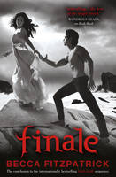 Cover for Finale by Becca Fitzpatrick