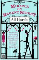 Cover for Miracle on Regent Street by Ali Harris