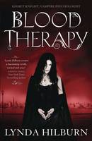Cover for Blood Therapy by Lynda Hilburn