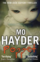 Cover for Poppet Jack Caffery 6 by Mo Hayder
