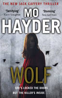 Cover for Wolf by Mo Hayder