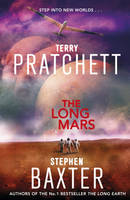 Cover for Long Mars (Long Earth 3) by Terry Pratchett, Stephen Baxter