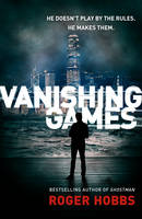 Cover for Vanishing Games by Roger Hobbs
