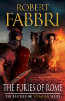 Cover for The Furies of Rome by Robert Fabbri