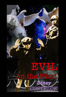 Cover for Evil on the Wind by Diney Costeloe