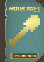 Cover for Minecraft: The Official Construction Handbook by Egmont UK Ltd