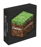 Cover for Minecraft Blockopedia by Egmont UK Ltd