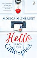 Cover for Hello from the Gillespies by Monica McInerney