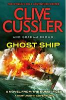 Cover for Ghost Ship by Clive Cussler, Graham Brown