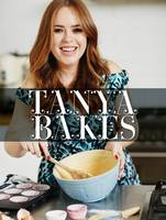 Cover for Tanya Bakes by Tanya Burr