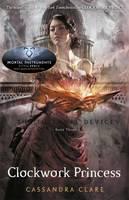 Book Cover for Clockwork Princess by Cassandra Clare