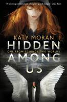 Cover for Hidden Among Us by Katy Moran