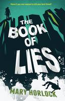 Cover for The Book of Lies by Mary Horlock