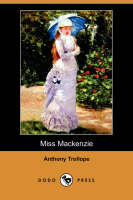 Cover for Miss Mackenzie by Anthony Trollope