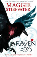 Cover for The Raven Boys by Maggie Stiefvater