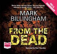 From the Dead: Unabridged Audiobook by Mark Billingham