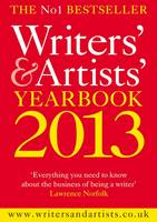 Cover for The Writers' & Artists' Yearbook 2013 by