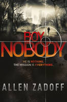 Cover for Boy Nobody by Allen Zadoff