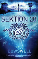 Cover for Sektion 20 by Paul Dowswell