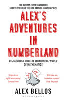 Cover for Alex's Adventures in Numberland by Alex Bellos