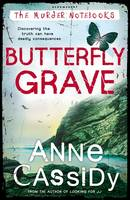Cover for Butterfly Grave by Anne Cassidy