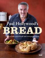 Cover for Paul Hollywood's Bread by Paul Hollywood