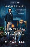 Cover for Jonathan Strange and Mr Norrell by Susanna Clarke