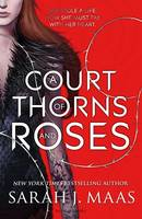 Cover for A Court of Thorns and Roses by Sarah J. Maas